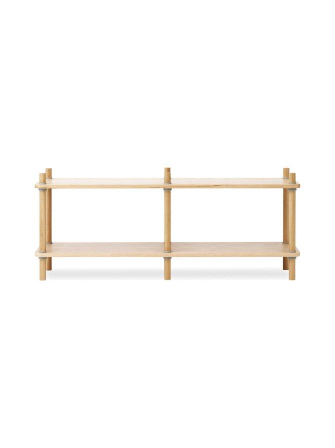 Jam Bookcase -hylly 55 x 138 x 38 cm