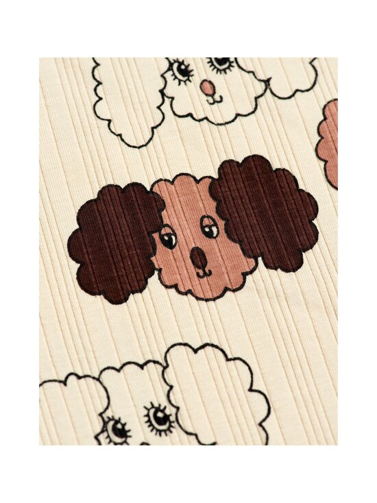 Mini Rodini - Fluffy Dog -paita - BEIGE | Stockmann - photo 2