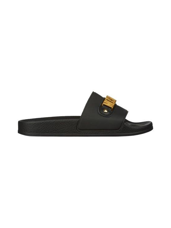 Moschino - Sandaalit - BLACK | Stockmann - photo 1