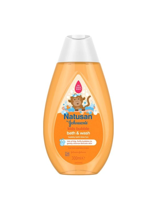 Natusan - Kids Bubble Bath -kylpyvaahto 300 ml - NOCOL | Stockmann - photo 1