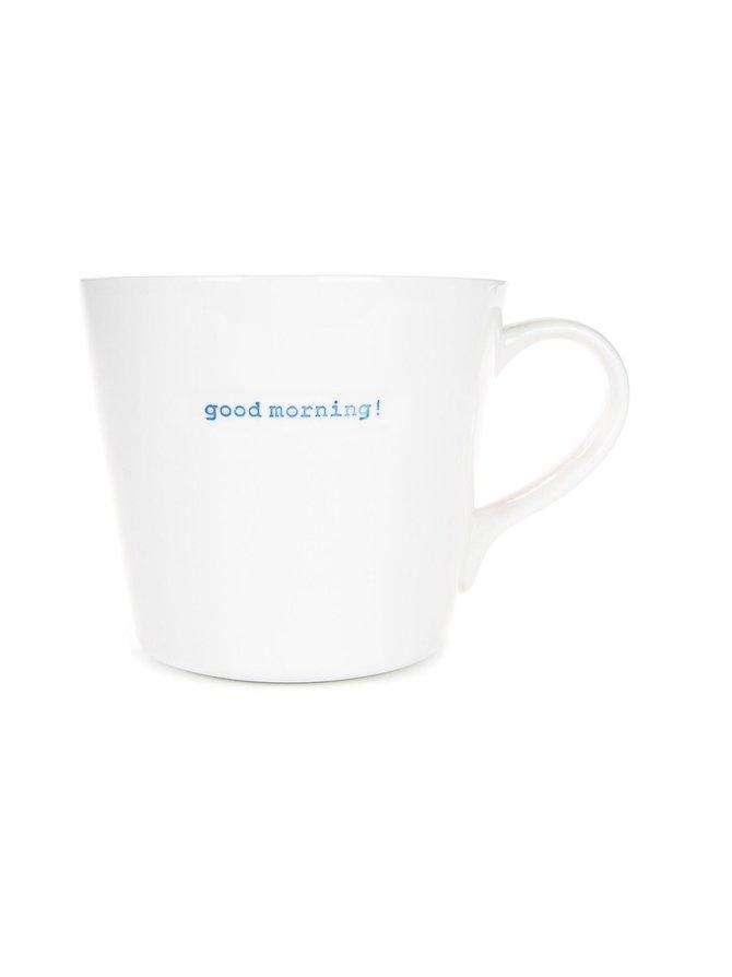 Word Range Large Bucket Mug -muki 0,5 l