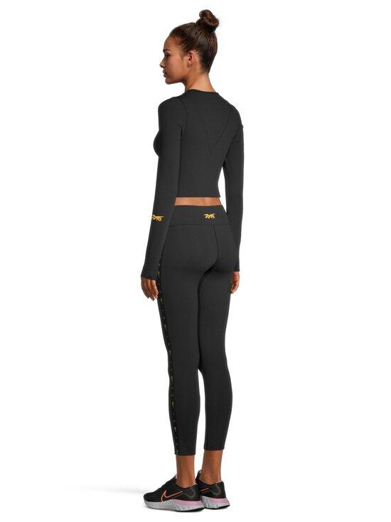 Reebok x Victoria Beckham - VB 7/8 Logo Tights -treenitrikoot - BLACK | Stockmann - photo 3