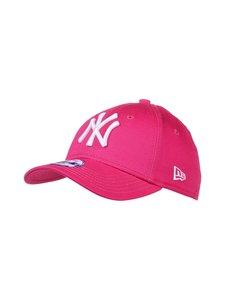 New Era - New York Yankees 9FORTY -lippalakki - PINKKI | Stockmann
