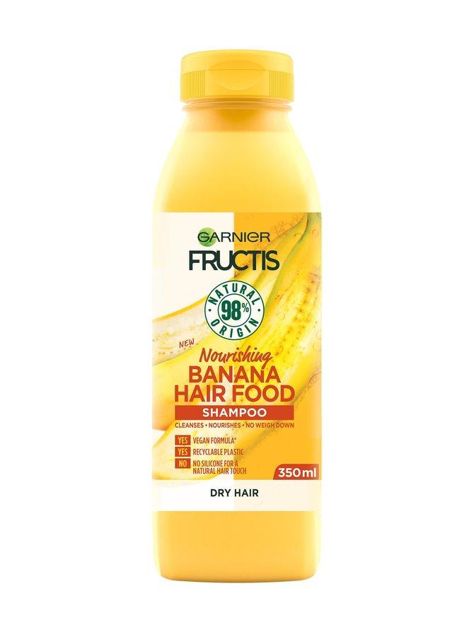 Fructis Hair Food Banana -shampoo 350 ml