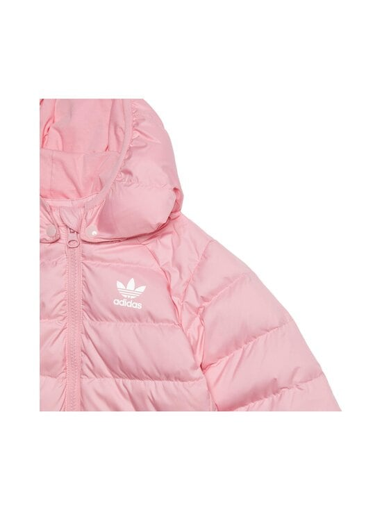 adidas Originals - Real Down -untuvatakki - LIGHT PINK/WHITE | Stockmann - photo 4