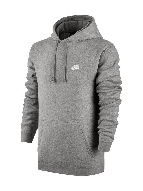 Nike - M Sportswear Hoodie -huppari - DARK GREY HEATHER (HARMAA) | Stockmann - photo 1