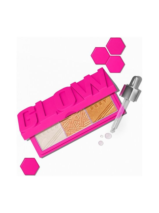 Glamglow - Glowpowder™ Hyaluronic Acid Infused Glow Palette -korostuspaletti 18 g - NOCOL | Stockmann - photo 1