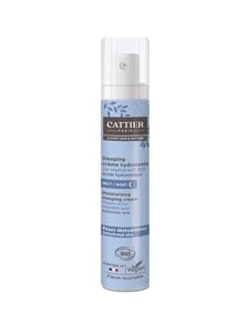 Cattier Paris - Moisturizing Sleeping Cream -voide 50 ml | Stockmann