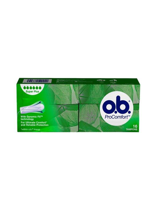O.B. - ProComfort Super Plus -tamponi 16 kpl | Stockmann - photo 1