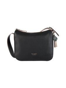 kate spade new york - Anyday Medium Shoulder Bag -nahkalaukku - BLACK MULTI | Stockmann