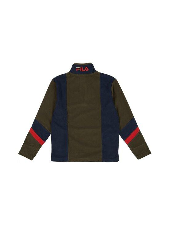 Fila - Jacomo-paita - A895 GRAPE LEAF - BLACK IRIS - TRUE RED   Stockmann - photo 2
