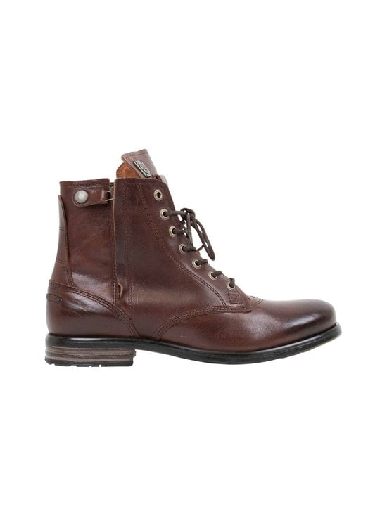 Sneaky Steve - Kingdom Boots -nahkanilkkurit - BROWN (RUSKEA) | Stockmann - photo 1