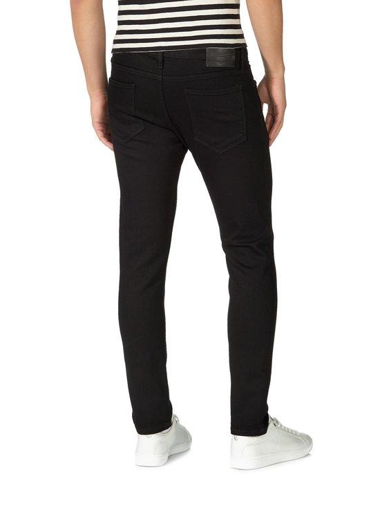 Jack & Jones - JjiGlenn Slim fit -farkut - BLACK DENIM (MUSTA) | Stockmann - photo 2