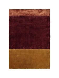 FINARTE - Suraya-matto 140 x 200 cm - VIININPUNAINEN | Stockmann