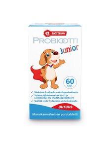 Bioteekki - Probiootti Junior -maitohappobakteerit 60 tabl./42 g - null | Stockmann