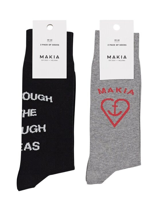 Makia - Glenn-sukat 2-pack - 0 ASSORTED | Stockmann - photo 2