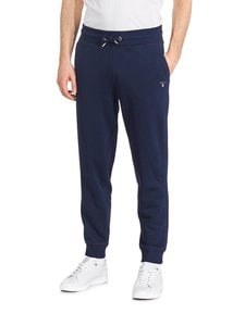 GANT - The Original Sweat Pants -collegehousut - EVENING BLUE | Stockmann