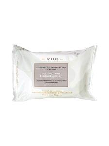 Korres - Milk Proteins -puhdistusliinat 25 kpl | Stockmann