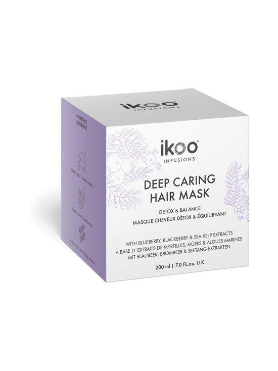 Ikoo - Deep Caring Mask Detox Balance -hiusnaamio 200 ml - NOCOL   Stockmann - photo 1