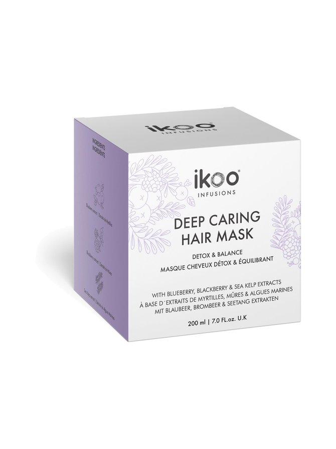 Deep Caring Mask Detox Balance -hiusnaamio 200 ml