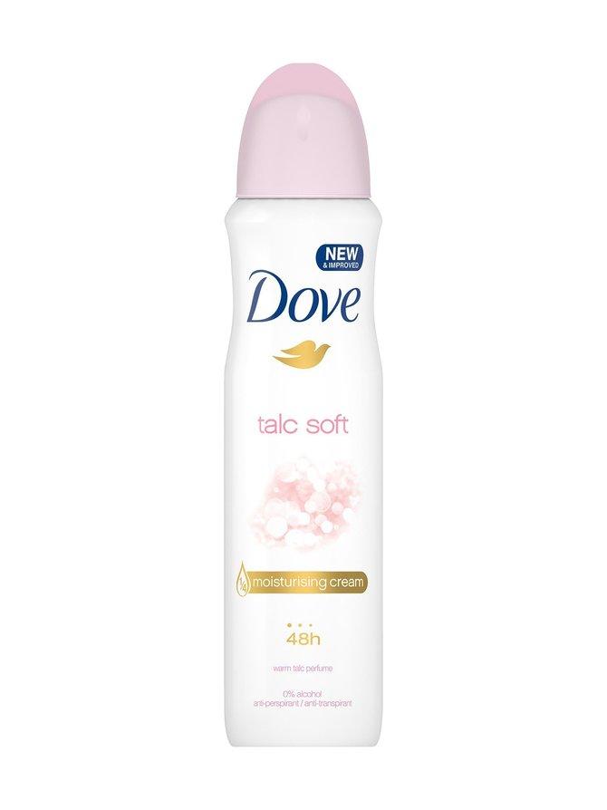 Talc Soft -antiperspiranttisuihke 150 ml