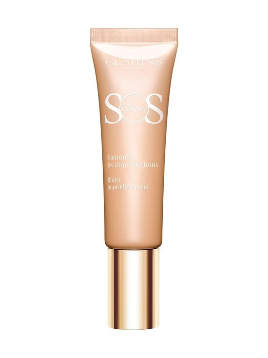 SOS Primer Peach -meikinpohjustusvoide 30 ml