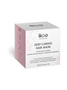 Ikoo - Deep Caring Mask Color Protect Repair -hiusnaamio 200 ml | Stockmann