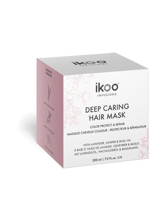 Ikoo - Deep Caring Mask Color Protect Repair -hiusnaamio 200 ml - NOCOL | Stockmann - photo 1