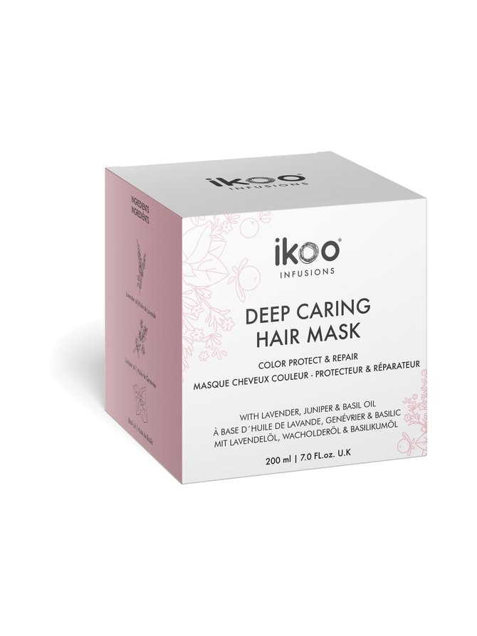 Deep Caring Mask Color Protect Repair -hiusnaamio 200 ml
