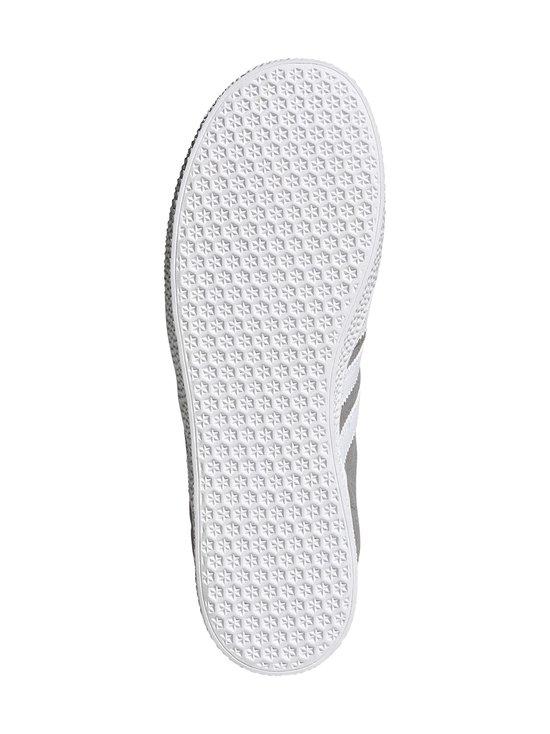 adidas Originals - Gazelle J -mokkanahkatennarit - GRETHR/FTWWHT/GOLDMT | Stockmann - photo 6