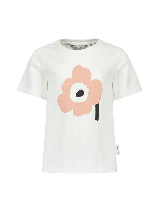 Marimekko - Soida Unikko -paita - 139 WHITE, ROSE, BLACK | Stockmann - photo 1
