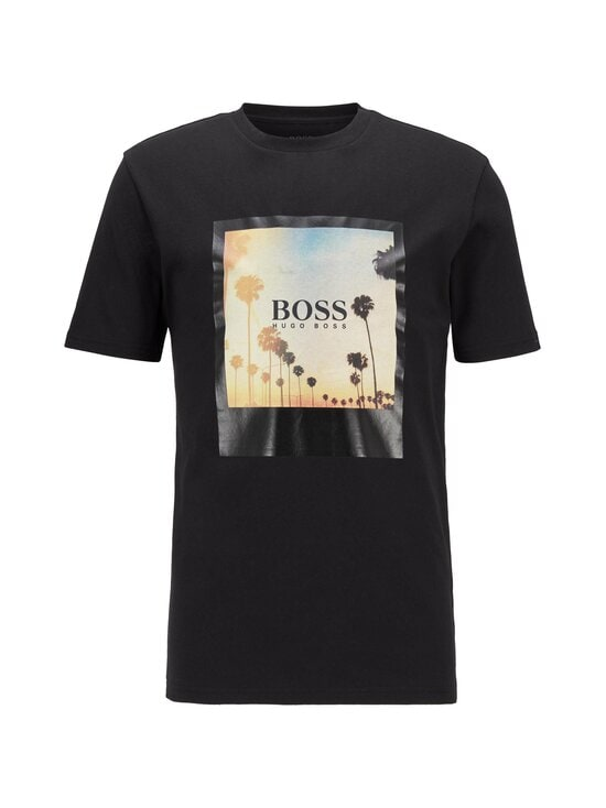 BOSS - TSummer-paita - 001 BLACK | Stockmann - photo 1