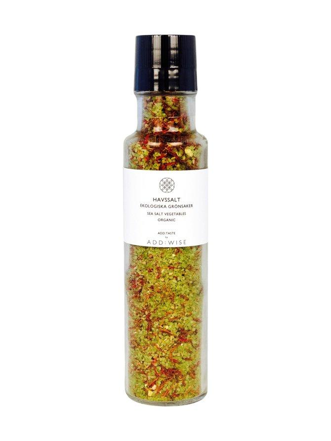Kryddkvarn Havssalt Grönsaker -mausteseos 260 g