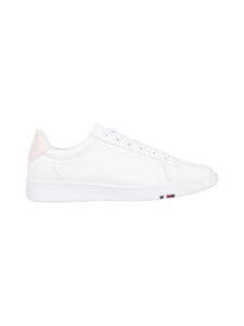 Tommy Hilfiger - Premium Court -nahkasneakerit - TOG LIGHT PINK | Stockmann