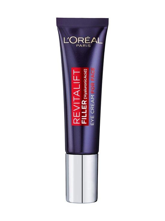 L'Oréal Paris - Revitalift Filler Face Cream -silmänympärysvoide koko kasvoille 30 ml - PUNAINEN   Stockmann - photo 1