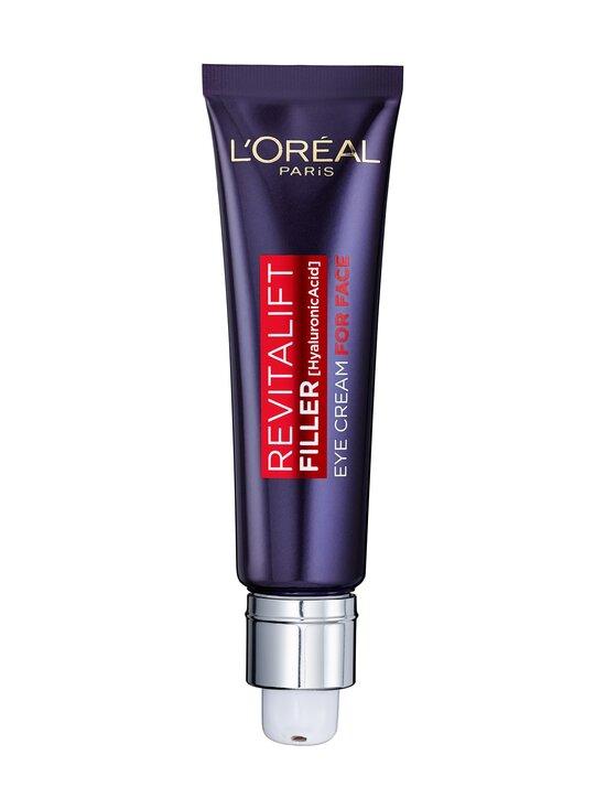 L'Oréal Paris - Revitalift Filler Face Cream -silmänympärysvoide koko kasvoille 30 ml - PUNAINEN   Stockmann - photo 2