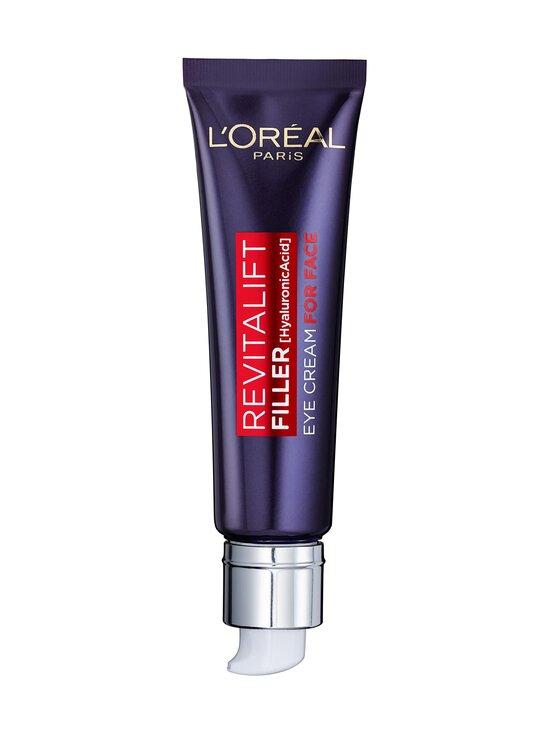 L'Oréal Paris - Revitalift Filler Face Cream -silmänympärysvoide koko kasvoille 30 ml - PUNAINEN   Stockmann - photo 3