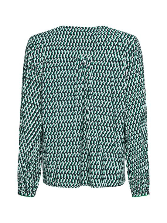 Tommy Hilfiger Curve - Pusero - 0H9 COURT SIDE GEO / PRIMARY GREEN | Stockmann - photo 2