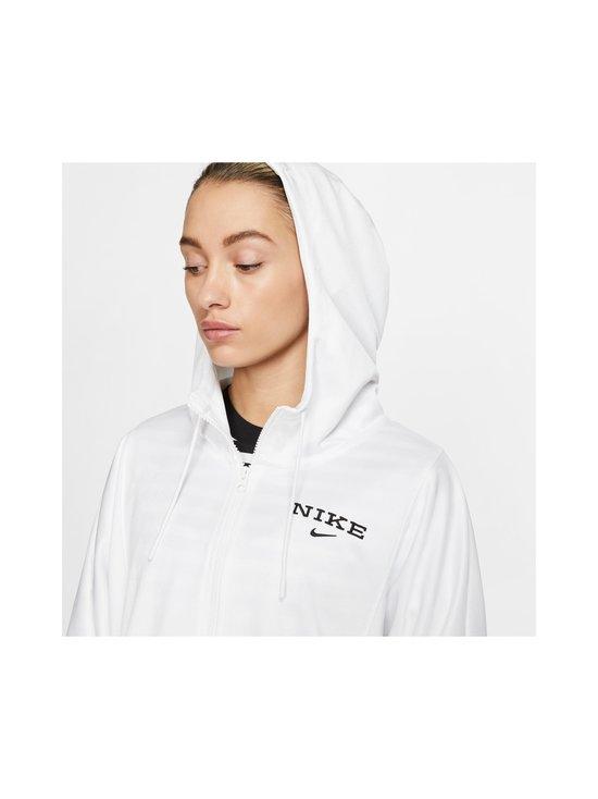 Nike - Full-Zip Hooded Jacket -takki - 100 WHITE/WHITE/WHITE/BLACK   Stockmann - photo 3