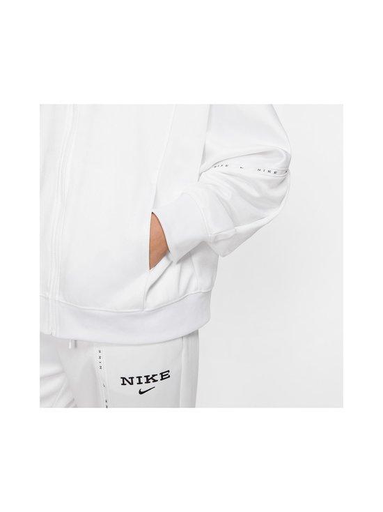 Nike - Full-Zip Hooded Jacket -takki - 100 WHITE/WHITE/WHITE/BLACK   Stockmann - photo 4