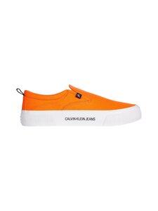 Calvin Klein Footwear - Vulcanized Skate Slipon CO -tennarit - SEA VIVID ORANGE | Stockmann