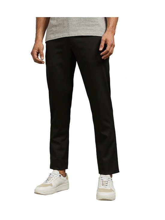 Ted Baker London - Seyii Slim Fit Plain -housut - 00 BLACK | Stockmann - photo 4