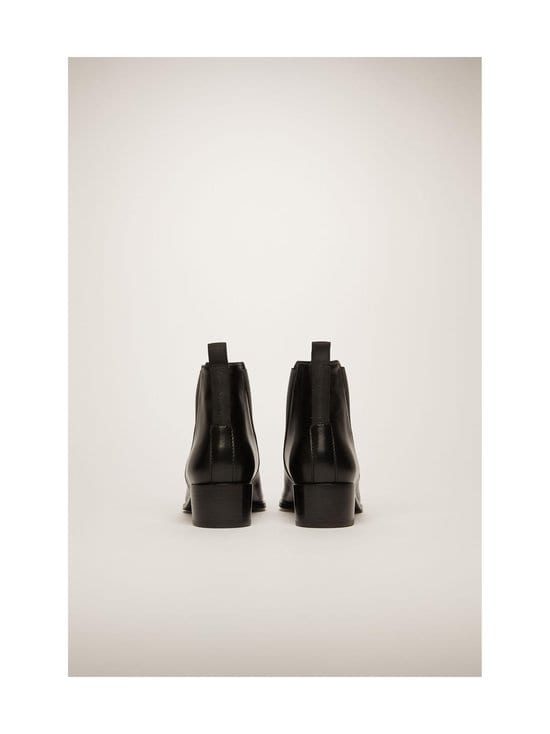 Acne Studios - Jensen-nahkanilkkurit - BLACK | Stockmann - photo 2