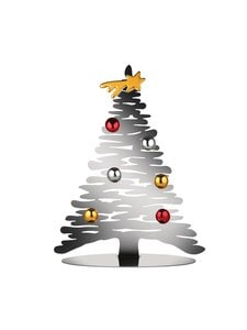 Alessi - Bark for Christmas -joulukuusi 30 cm - TERÄS | Stockmann