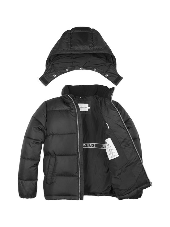 Calvin Klein Kids - Essential Puffer Jacket -toppatakki - BAE BLACK BEAUTY   Stockmann - photo 3