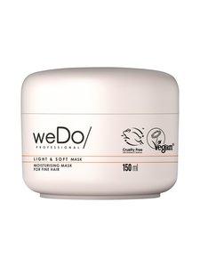Wedo - Light & Soft Mask -hiusnaamio 150 ml | Stockmann