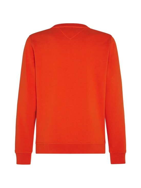 Tommy Hilfiger - Organic Cotton 1985 Logo Sweatshirt -collegepaita - SNC TUCSON ORANGE   Stockmann - photo 2