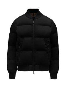 Moncler - 53132 BERLING BOMBER -untuvatakki - 999 BLACK | Stockmann