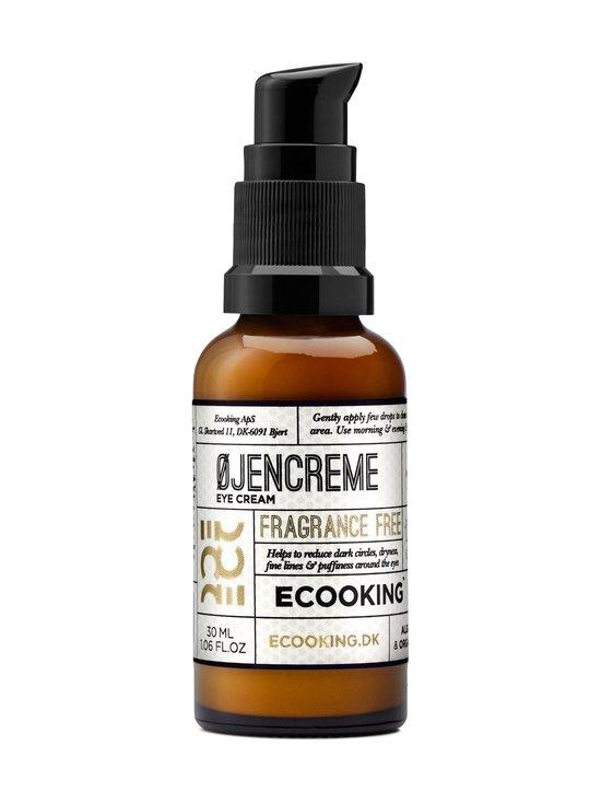 Ecooking - Eye Cream -silmänympärysvoide 30 ml - NOCOL | Stockmann - photo 1