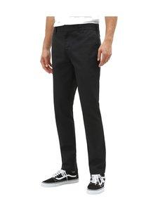 Dickies - Slim Fit Work Pant 872 -housut - BLACK | Stockmann
